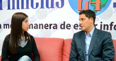 Primicias24-Periodista-Angely-Maldonado-y-Rafael-Núñez