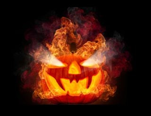 9 tips para evitar los virus en Halloween
