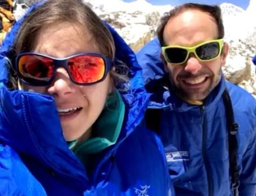 ¡El Proyecto 8848 ya arribó al Campamento Base del Everest!