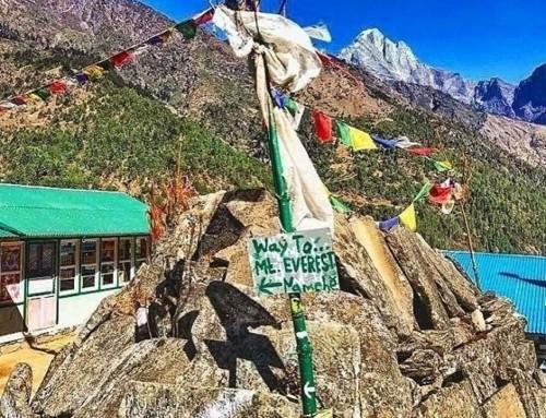 Venezuela, más cerca del Everest: ¡Proyecto 8848 ya está en el Valle del Khumbu!