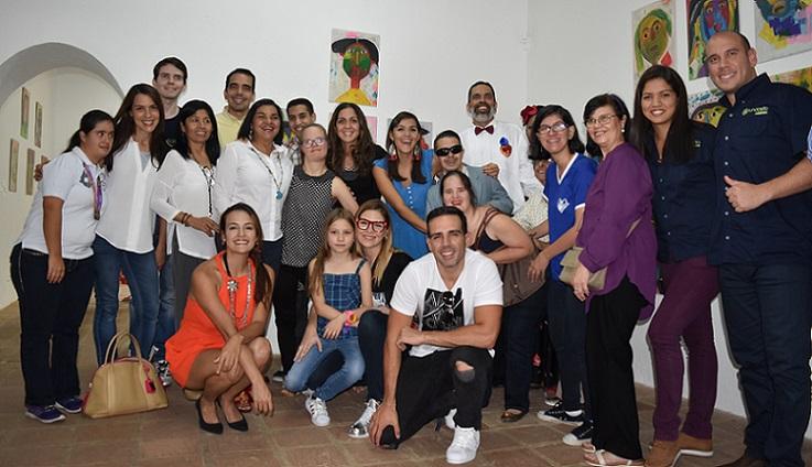 Rafael Nuñez Aponte - Soy Subasta de arte - Fundasitio - Asodeco - Meraz Aguilar