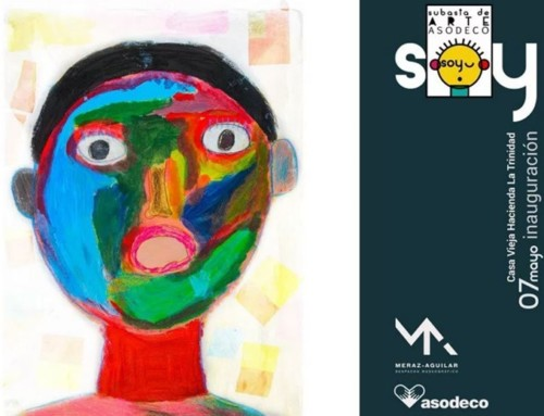 Soy, the art auction that seeks to integrate people with special needs to the working industry