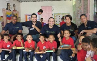 Rafael Nunez - Fundasitio -- CEIN Santiago Apostol