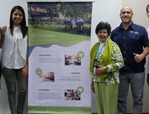 FundaSitio recibe reconocimiento por parte de Redsoc