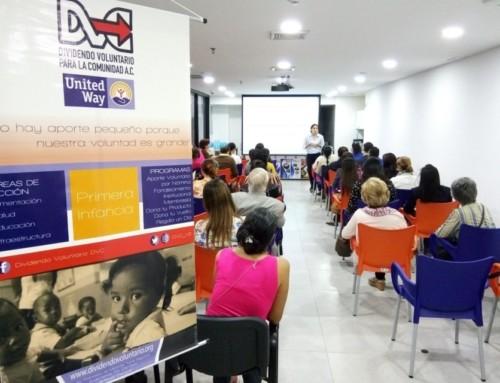 'Dividendo Voluntario para la Comunidad' lanzará su web de la mano de Fundasitio