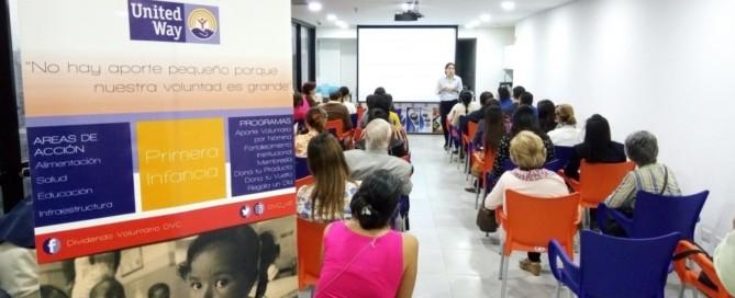 Rafael Núñez Aponte - Fundasitio - Dividendo Voluntario para la Comunidad - Construcción de comunidad