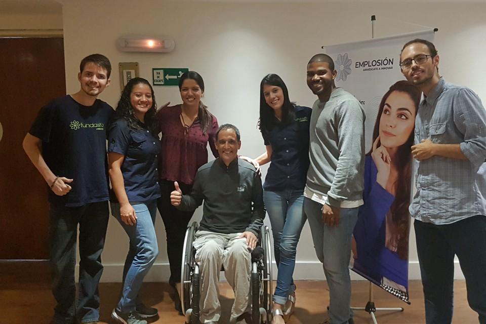 Rafael Nuñez Aponte - El propósito de emprender - Emplosión - GSMETAS -