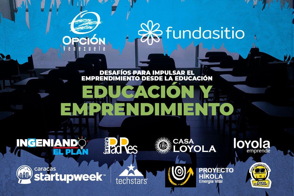 """FundaSitio y Emplosión en la semana de """"Caracas Startup Week"""""""